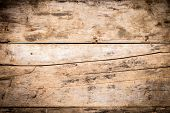 Dark Wooden Texture Background