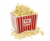 Big Bucket Fresh Popcorn