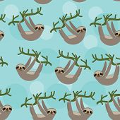 stock photo of pus  - Seamless pattern Three - JPG