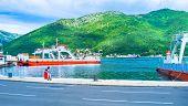 Across Verige Strait