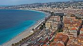 City Of Nice - Panoramic View