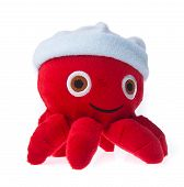 Sweet And Soft Octopus, A Perfect Gift For Home Or Decoration