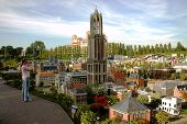 Miniature city Madurodam, The Hague, Netherlands