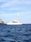 fishing yacht in cabo san lucas