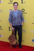 LOS ANGELES - NOV 16:  Dan Bucatinsky at the PS Arts Express Yourself Benefit at the Barker Hanger on November 16, 2014 in Santa Monica, CA