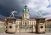 Charlottenburg Palace In Berlin