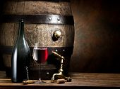 picture of wine cellar  - Still - JPG