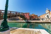 picture of arsenal  - VENICE ITALY  - JPG