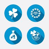 picture of saint patrick  - Saint Patrick day icons - JPG