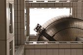 Estudio de radio de Titán en Tokio