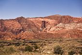 Snow Canyon Scenery