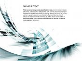 picture of brochure design  - Abstract background design - JPG