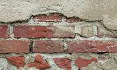 Grunge Bricks Background