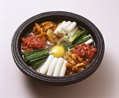 Korean Soup Food