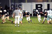 Run Play Football