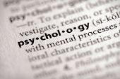 image of mental_health  - Selective focus on the word  - JPG