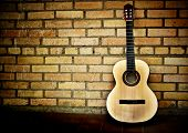 Classical Spanish guitar