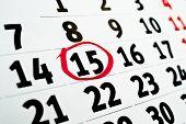 Kalender. Serie