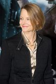 WESTWOOD, CA - DECEMBER 6: Actress Jodie Foster arrives at the premiere of