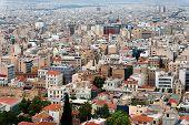 Atenas visto forma de Acrópolis, Grecia