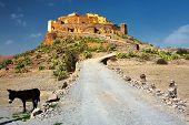 Tizourgane Kasbah, Morocco, Africa