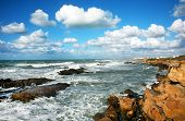 pic of asilah  - Atlantic Ocean landscape - JPG