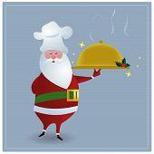 Chef Santa