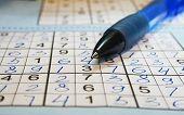 Finished Sudoku