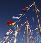 Mast Flags