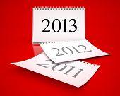 Calendário 2013