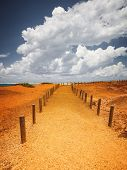 An image of the nice landscape of Broome Australia