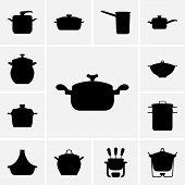 Pan icons