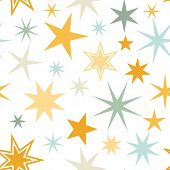 Stars Seamless