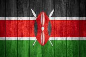 Flag Of Kenya