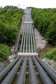 central eléctrica hidroeléctrica