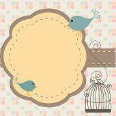 Birds Invitation