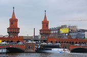 The Oberbaum Bridge