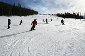 Ski Crowd