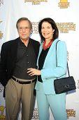 BURBANK - JUN 26: William Friedkin, Sherry Lansing at the 39th Annual Saturn Awards held at Castaway