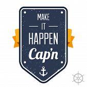 Faça acontecer, Capitão