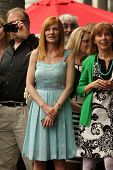 LOS ANGELES - JUN 24:  Marg Helgenberger at  the Jerry Bruckheimer Star on the Hollywood Walk of Fam