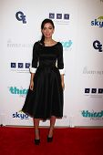 LOS ANGELES - JUN 25:  Christian Serratos arrives at the 4th Annual Thirst Gala at the Beverly Hilto