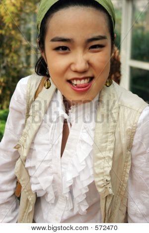 Picture or Photo of Beautiful Korean girl