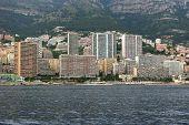 Monte Carlo,Monaco,Coastline