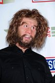 GEICO Caveman at VH1 Divas Salute The Troops, Marine Corps Air Station Miramar, San Diego, CA. 12-03