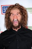 GEICO Caveman  at VH1 Divas Salute The Troops, Marine Corps Air Station Miramar, San Diego, CA. 12-0