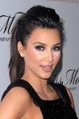 Kim Kardashian at the launch of the Kim Kardashian Brissmor Signature Watch Collection, Whisper Lounge, Los Angeles, CA. 12-07-10