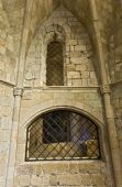 foto of filerimos  - Old historic Templar knights medieval church at Rhodes - JPG