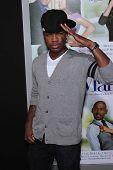 Ne-Yo at the Pan-African Film Festival