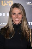 Catherine Oxenberg at USA Network and Moth present